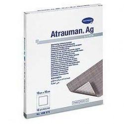 Buy Atrauman ag (atrauman) ointment dressing with silver 10x10cm №1