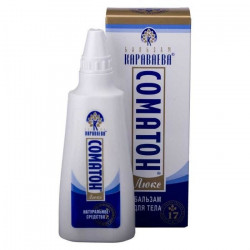Buy Somatone-lux (balm Karavaeva) bottle 140ml