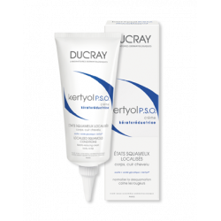 Buy Ducray (Doukre) curtiol pso cream for peeling skin 100ml