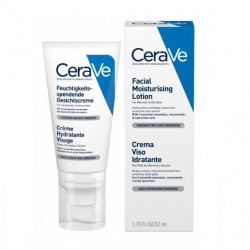Buy Cerave (Tserave) Moisturizing Face Lotion 52ml