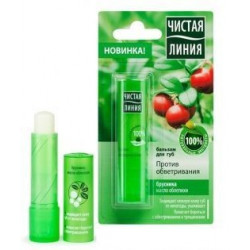 Buy Pure line lip balm with lingonberry extract