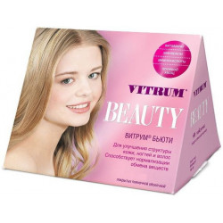 Buy Vitrum beauty coated tablets number 30