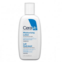 Buy Cerave (tserave) moisturizing lotion 88ml