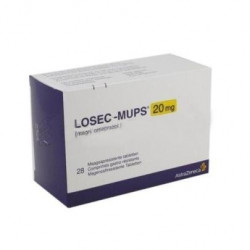 Buy Losek map of a 20mg tablet №28