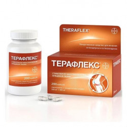 Buy Teraflex capsules number 200
