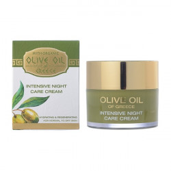 Buy Olive oil of greece night cream for norms. and oily skin 50ml