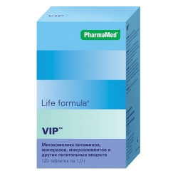 Buy Life formula v.i.p. tablets number 120