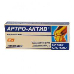 Buy Artro-active cream-balm 35g nourishing