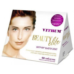 Buy Vitrum beauty elite tablets number 60