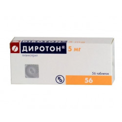 Buy Diroton tablets 5mg №56