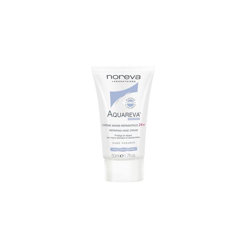 Noreva akvareva hand cream restoring 24 hours 50ml