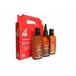 Buy System four (system 4) complex for hair loss shampoo mask and serum 100ml