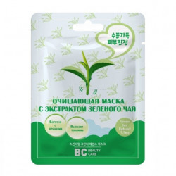 Buy Beauty care (bisi) green tea purifying tissue mask 26 ml