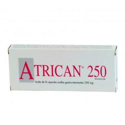 Buy Atrikan capsules 250mg №8