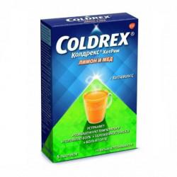 Buy Coldrex Hotrem powder No. 5 lemon and honey