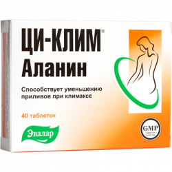 Buy Qi-Klim Alanine tablets number 40