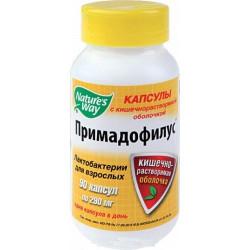 Buy Primadofilus capsules 290mg №90