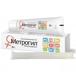 Buy Metrogil vaginal gel 1% 30g