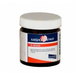 Buy Cardiomagnyl tablets coated 75mg №30