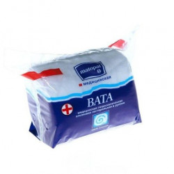 Buy Non-sterile cotton wool 100g