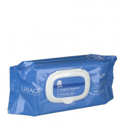 Buy Uriage (uiyazh) veve cleansing wet wipes with thermal water №70