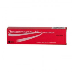 Buy Prozhestogel gel 1% 80g