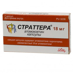 Buy Strattera 18mg capsules number 7