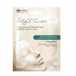 Buy Beauty care (bisy) alginate mask for face anti-aging lifting effect 25ml