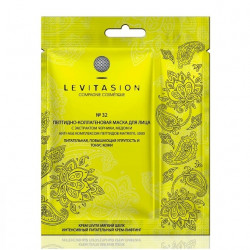 Buy Levitacion mask No. 32 for the face nourishing blueberry extract 38ml