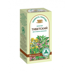 Buy Tibetan cleansing tea 2g f / package No. 20