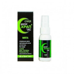 Buy Doctor snoring-ex (mint) spray 60ml