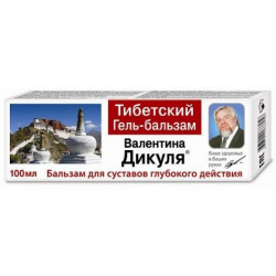 Buy Valentina Dikulya Tibetan Balsam 100ml
