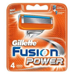 Buy Gillette Fusion Power Cassette №4