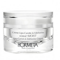 Buy Hormeta (ormeta) ormamoisturizing cream with lipokarotinom and edelweiss 50ml