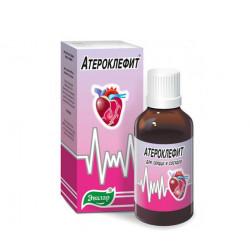 Buy Ateroclefit extract 100ml