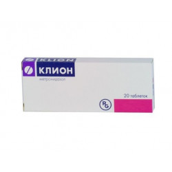 Buy Klion pills 250mg №20