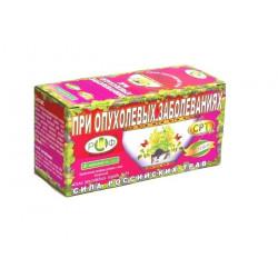 Buy Herbal tea is the power of Russia. herbal №35 with tumor diseases filter package 1.5g №20