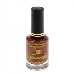 Buy Smart enamel firming varnish № 378 (amaretto) 11ml