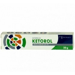 Buy Ketorol gel 2% 30g