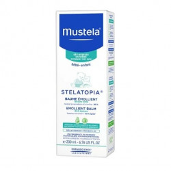 Buy Mustela (mustela) bebe balm restoring 200ml for newborns