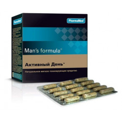 Buy Men-s formula active day capsules number 30