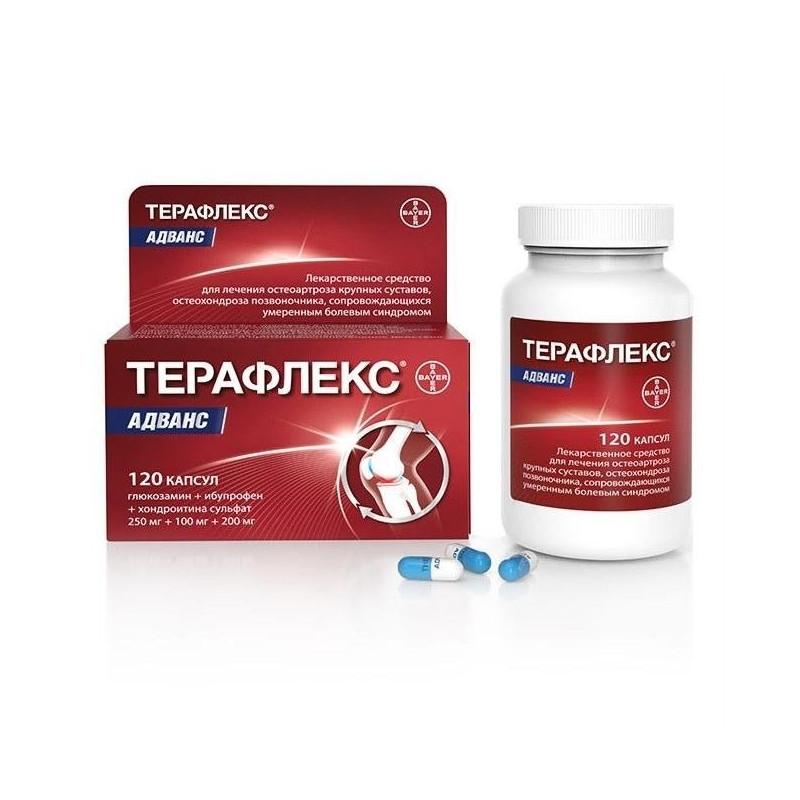 tablete terapeutice articulare teraflex)