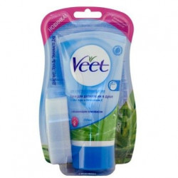Buy Veet (viit) depilation cream in the soul of aloe vera 150ml