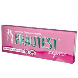 Buy Frautest pregnancy test