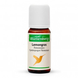 Buy Essential Oil Blumenberg 10ml Lemongrass