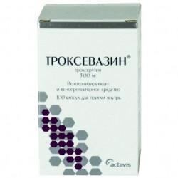 Buy Troxevasin capsules 300mg №100