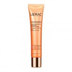 Buy Lierac (Lierak) Sanissim fluid sun toning spf50 + 40ml