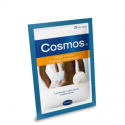 Buy Cosmos (space) adhesive plasters warming-relaxing warming 10x16cm №2
