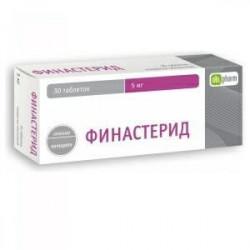 Buy Finasteride tablets 5mg №30