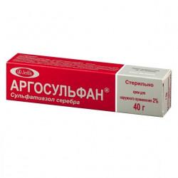 Buy Argosulfan cream 2% 40g